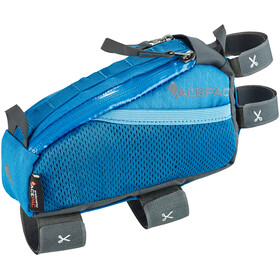 Acepac Fuel Frame Bag M blue